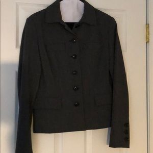 Women's button blazer